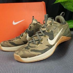 Nike Metcon DSX Flyknit Camo Mens Sizes